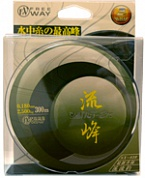 GEARX Golden green and black 150m  0,22mm уп.10шт.